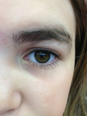 My eye brows are huge and dark and thick! I need help! I'm going to get them waxed and shaped again on the weekend.. They are just so big! Do I need to fill them in? And tips on how to make control them? They grow back super fast, and lol