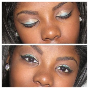 used my BH cosmetics 120 palette 2nd edtion
