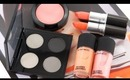 MAC All About Orange Collection Review