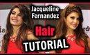 EASY Jacqueline Fernandez Hair Tutorial!  │ GLAM Hair Style Tutorial