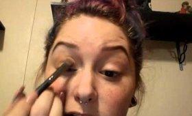 Milani bella eyes quicky tutorial