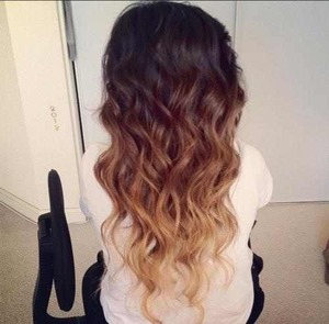 Inspiration for my hair. Ready or not here I come🙈🙉🙊