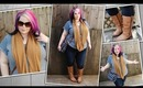 Blue, Tan & Nautical~ Wear & Share ~Plus Size~