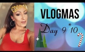 VLOGMAS Day 9 * 10 Country Christmas Parade | Family Time