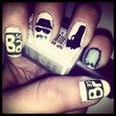 Breaking Bad Manicure