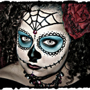 Sugar Skull ♥ {Halloween makeup}