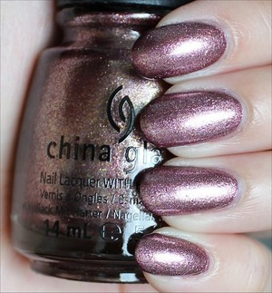 See my in-depth review & more swatches here: http://www.swatchandlearn.com/china-glaze-strike-up-a-cosmo-swatches-review/