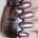 China Glaze Strike Up a Cosmo