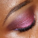 Plum smoke make up