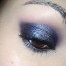 navy eyes