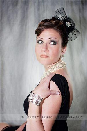 MAKE UP AND HAIR BY PHOENIX ART STUDIO OWNER: MONICA DRESS: WOLFON WEAR DESIGNS