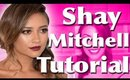 Get The Look: Shay Mitchell Makeup Tutorial 2014