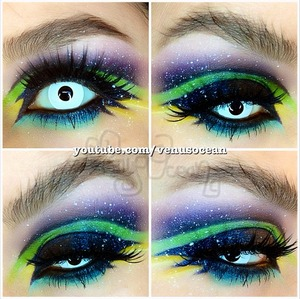 Here is a look I did from different angles.