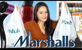 NON TOXIC SKIN CARE | MARSHALLS HAUL