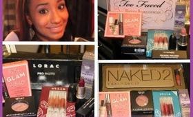 Fab Fall Collab Makeup Giveaway [Mac, Urban Decay, Lorac, Too Faced, Stila & More!]