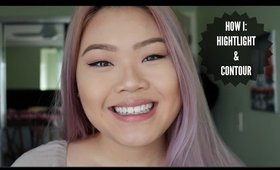How I: Highlight/Contour Daily | chloeanneyoung