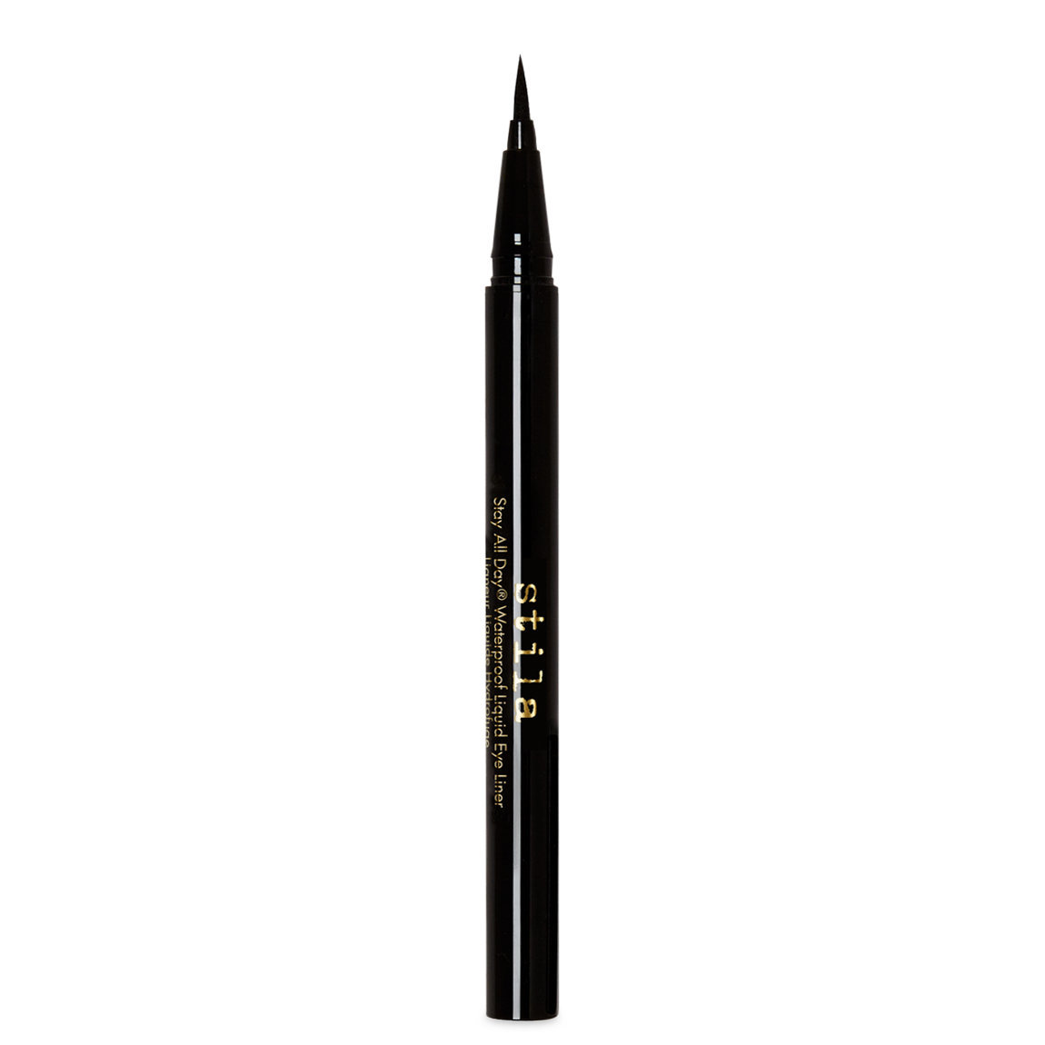 Stila Stay All Day Waterproof Liquid Eye Liner Intense Black alternative view 1.