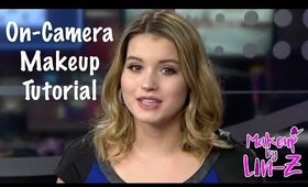 How to Get Camera-Ready! Makeup Tutorial for TV, Broadcast, and Special Events!