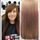 @tamarahmua haircut long layers side bangs