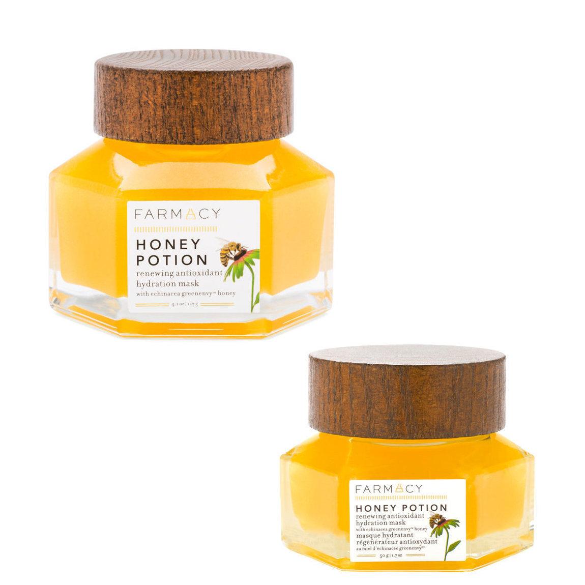 Buy one full-size Honey Potion, get a free 1.7-oz mini