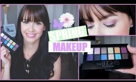 Easy Spring Makeup Look! | Maybelline The Brights