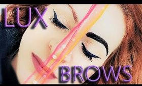 NATURAL BROW TRANSFORMATION - LUX BROWS