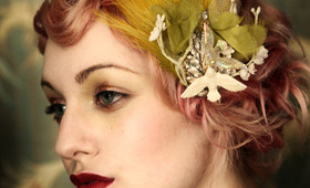 Headpieces Are a Hit!