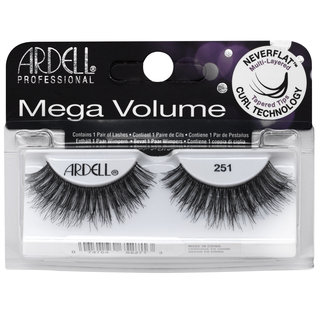 Mega Volume Lashes 251