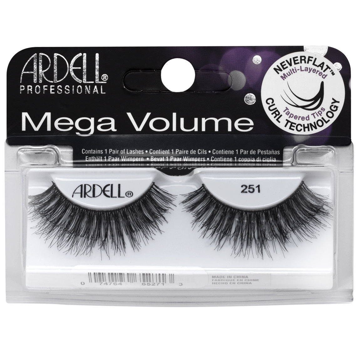 Ardell Mega Volume Lashes 251