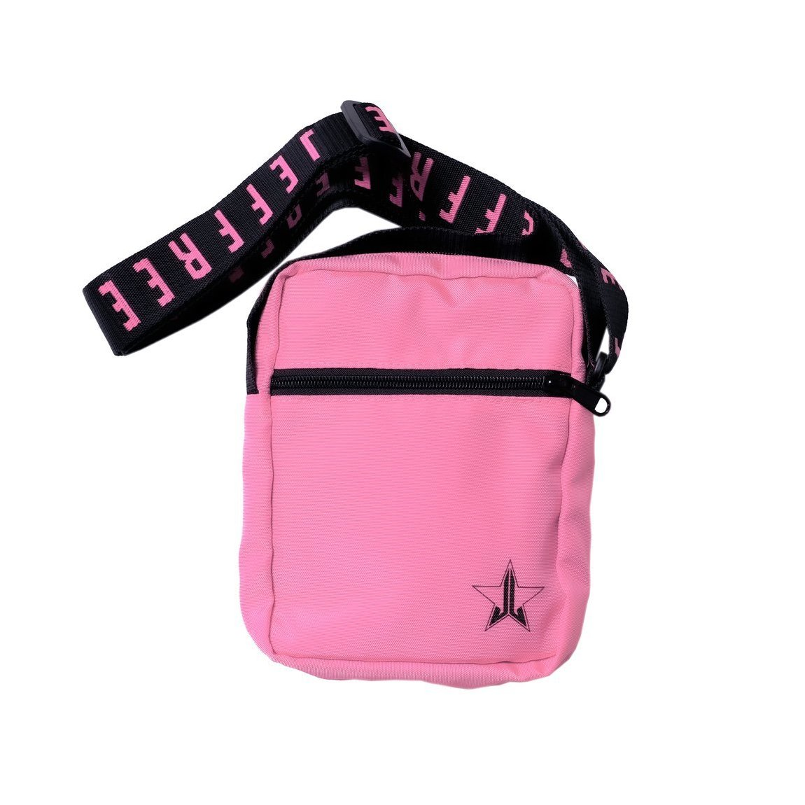 Jeffree Star Cosmetics Side Bag Baby Pink alternative view 1 - product swatch.
