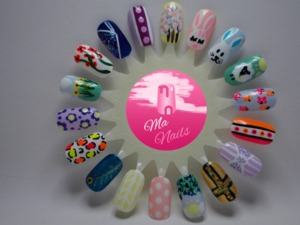 individual nail varnishes used are listed on http://manails.co.uk/springeaster-nail-art-designs-2/