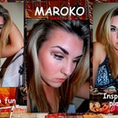 Make up inspired by places MAROKO