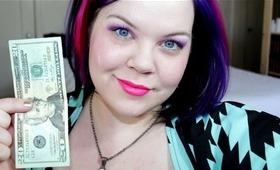 $20 Makeup Challenge- Cruelty Free!!!