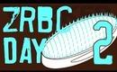 ZRBC: Preventing Razor Bumps (Day #2)