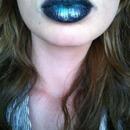 Midnight Blue Lips