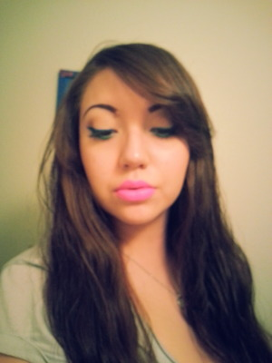 Pink dollhouse lipstick from wet&wild my new most absolute favorite lipstick!!