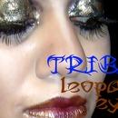 Tribal Leopard Eyes-Halloween Look