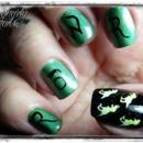 Dino Nails! RAWR!