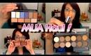 ♥ HUGE MUA HAUL & REVIEW! Good & 'Bad' Products! Makeup, Eye shadow, Foundation, Blush ♥