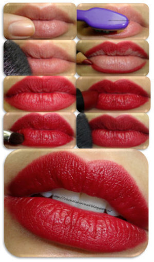 http://rachelshuchat.blogspot.ca/2012/06/perfect-long-lasting-red-lip-tutorial.html