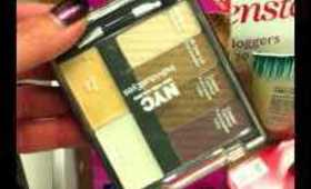 Whats in my Influenster 2012 Voxbox?