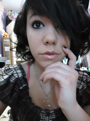 I look like a doll :o