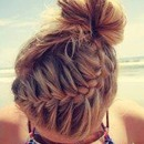 Beautyful hairstyle