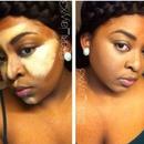 My highlight & contour