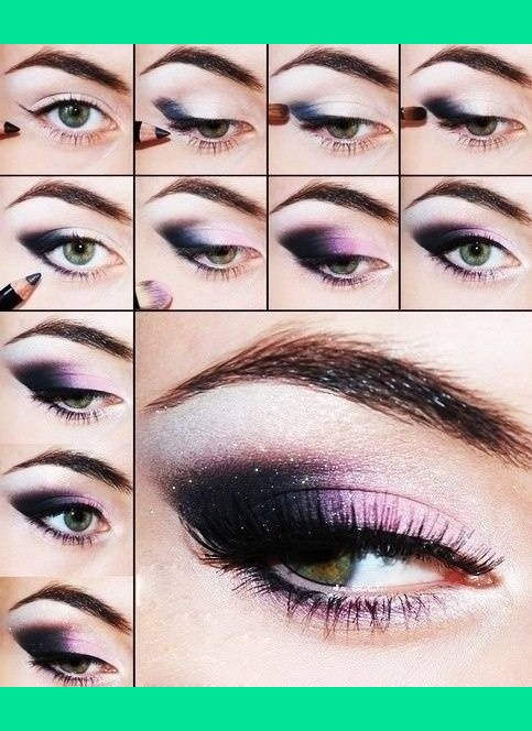 Eyeshadow Pictorial D Abril Gs Photo Beautylish