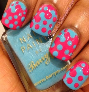 http://www.polish-obsession.com/2013/10/monday-blues-and-pink.html