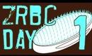 ZRBC: Preventing Razor Bumps (Day #1)