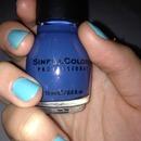 blue crazy