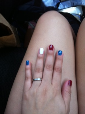 4th of july inspired