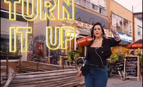 Turn It Up (Official Lyric Video) | Bree Taylor